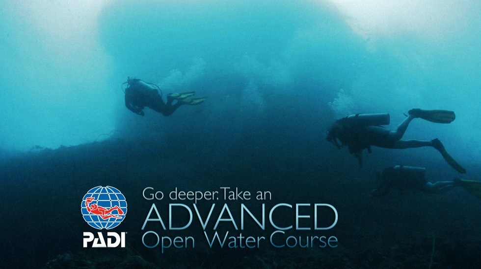 Scuba Diving Advanced Open Water Certification - Godiving